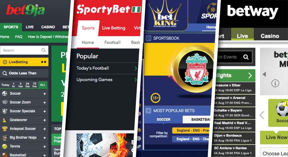 Sport betting sites in nigeria coat gallus golf uk betting