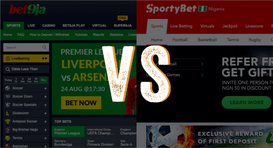 betting sites comparison