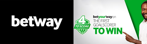 betway first goalscorer