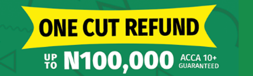 one cut refund