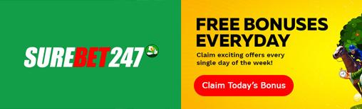surebet247 daily bonus