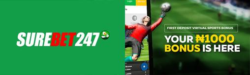surebet247 virtual sports bonus
